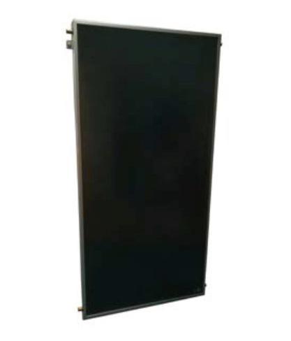 Collettori solari piani Collettore solare piano verticale ad alta efficienza.