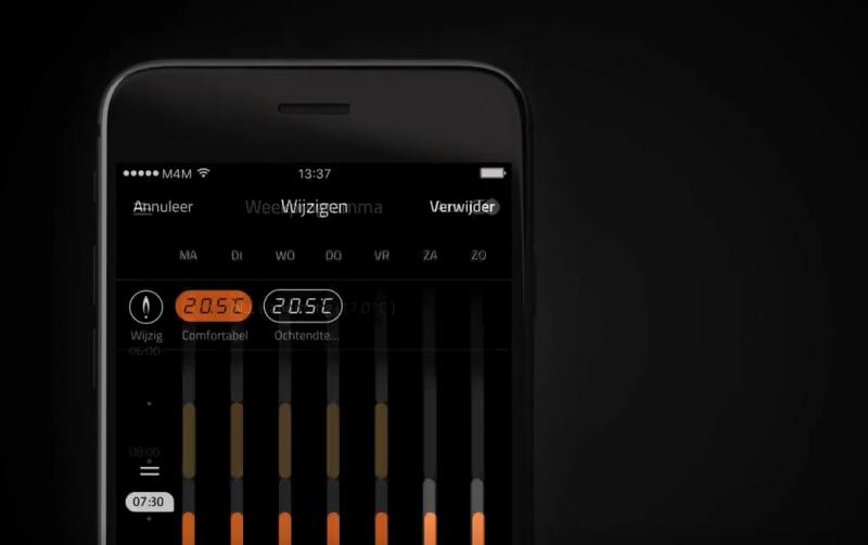 App per il controllo a distanza della tua caldaia