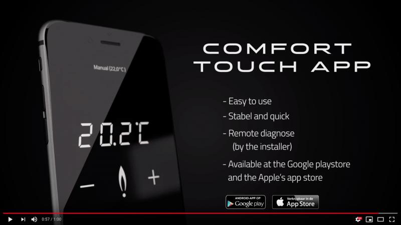 Intergas touch App (EN)